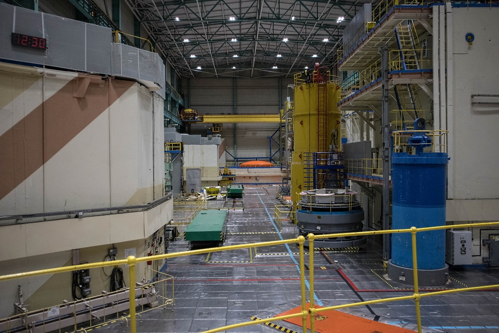 Кольская АЭС или стоя на реакторе - 27