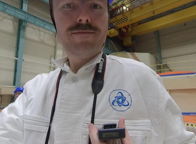 Кольская АЭС или стоя на реакторе - 29