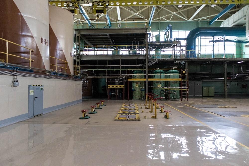 Кольская АЭС или стоя на реакторе - 33