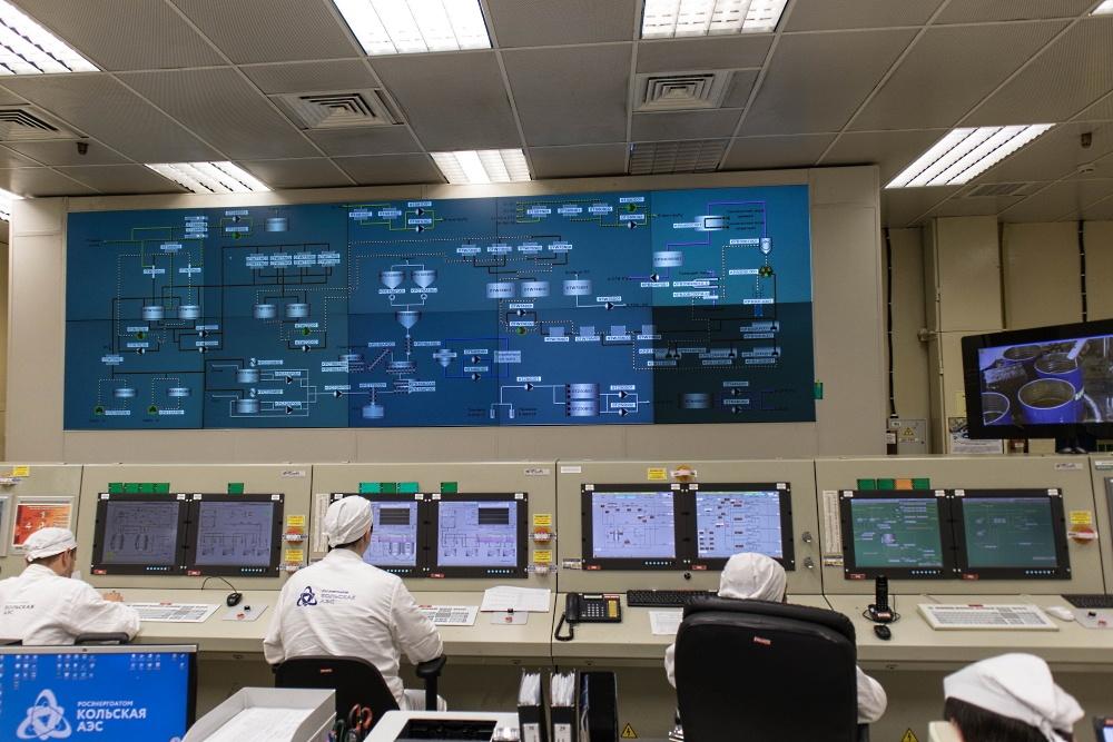 Кольская АЭС или стоя на реакторе - 35