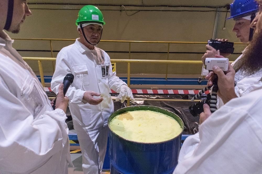 Кольская АЭС или стоя на реакторе - 36