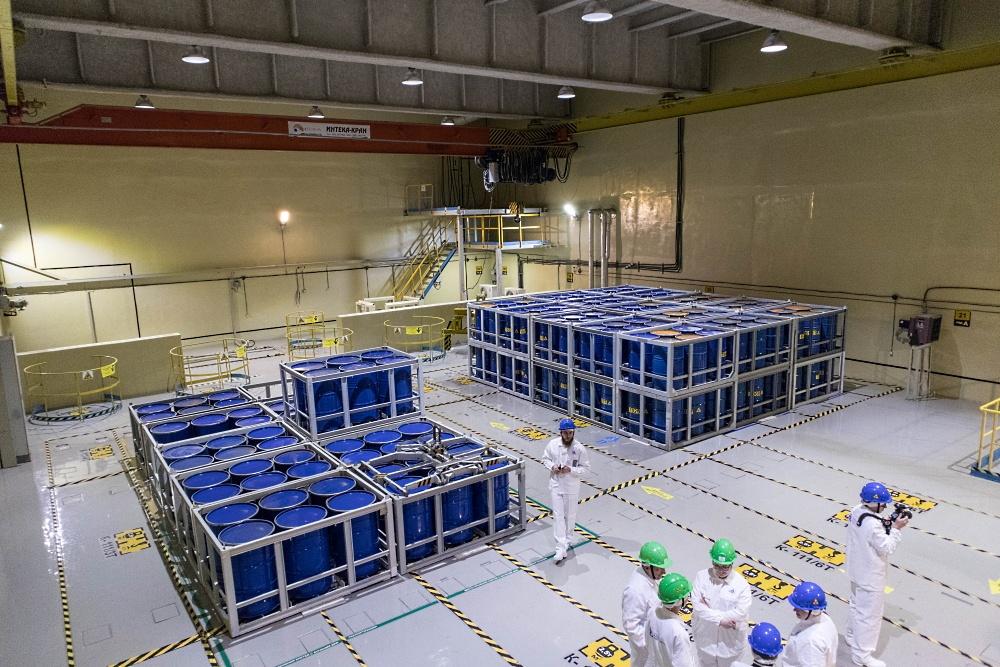Кольская АЭС или стоя на реакторе - 37