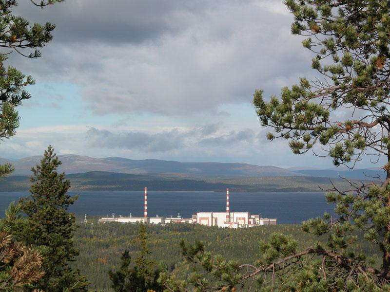 Кольская АЭС или стоя на реакторе - 7