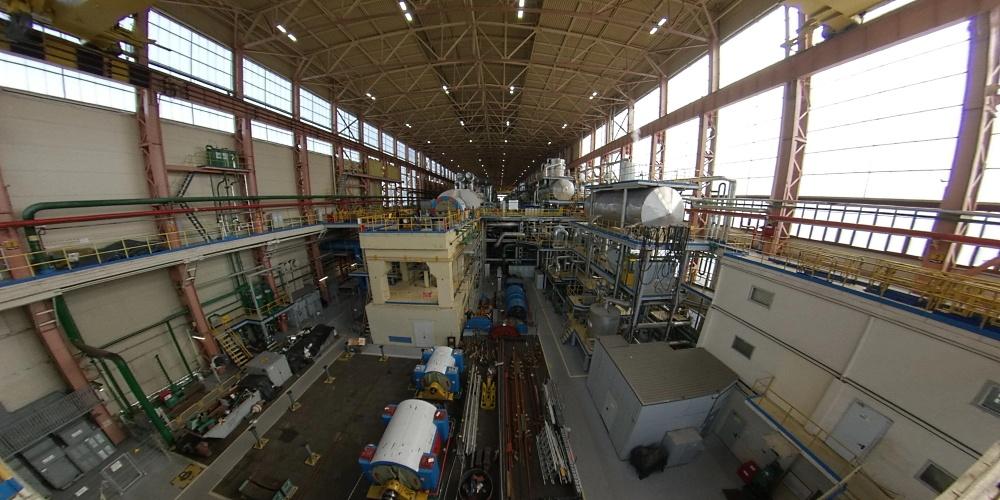 Кольская АЭС или стоя на реакторе - 9
