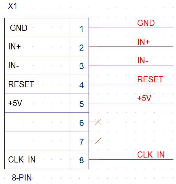Создание в OrCAD символа разъема с «динамическим» текстом - 2