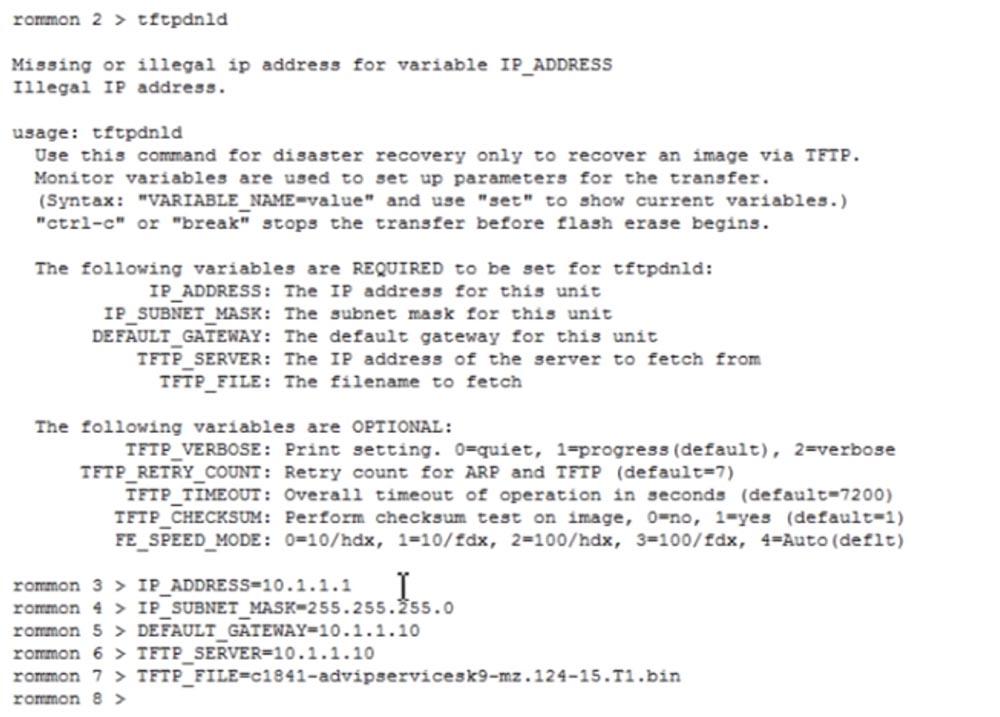 Тренинг Cisco 200-125 CCNA v3.0. День 32. Восстановление паролей, XMODEM-TFTPDNLD и активация лицензий Cisco - 15