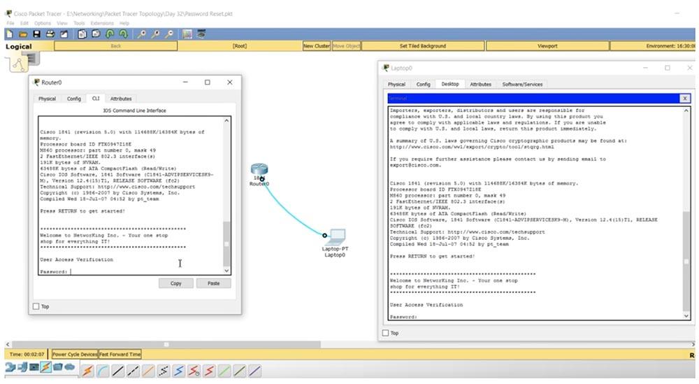 Тренинг Cisco 200-125 CCNA v3.0. День 32. Восстановление паролей, XMODEM-TFTPDNLD и активация лицензий Cisco - 3