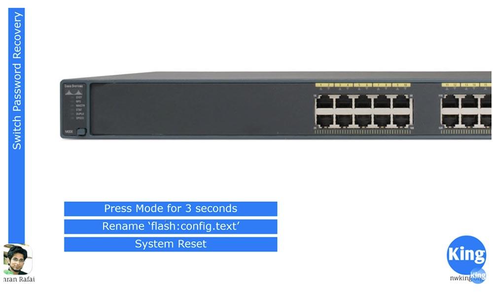 Тренинг Cisco 200-125 CCNA v3.0. День 32. Восстановление паролей, XMODEM-TFTPDNLD и активация лицензий Cisco - 7