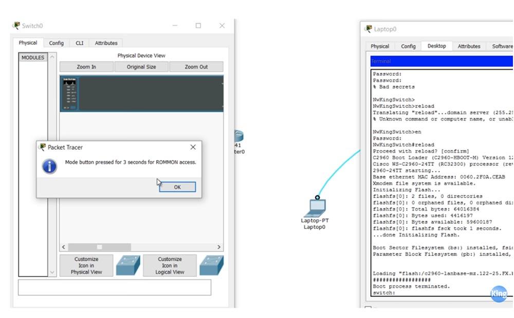 Тренинг Cisco 200-125 CCNA v3.0. День 32. Восстановление паролей, XMODEM-TFTPDNLD и активация лицензий Cisco - 8