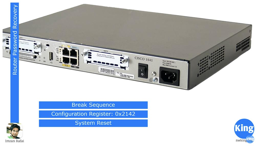 Тренинг Cisco 200-125 CCNA v3.0. День 32. Восстановление паролей, XMODEM-TFTPDNLD и активация лицензий Cisco - 1