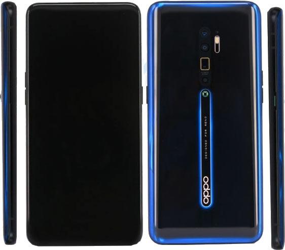 В Китае сертифицирован Oppo Reno 10x Zoom 5G: экран 6,6″, SD 855+, 12 Гбайт ОЗУ