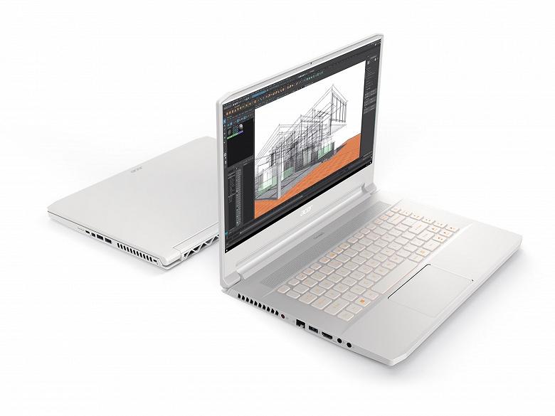 Acer ConceptD Pro — профессиональные ноутбуки по цене от 120 до 400 тысяч рублей