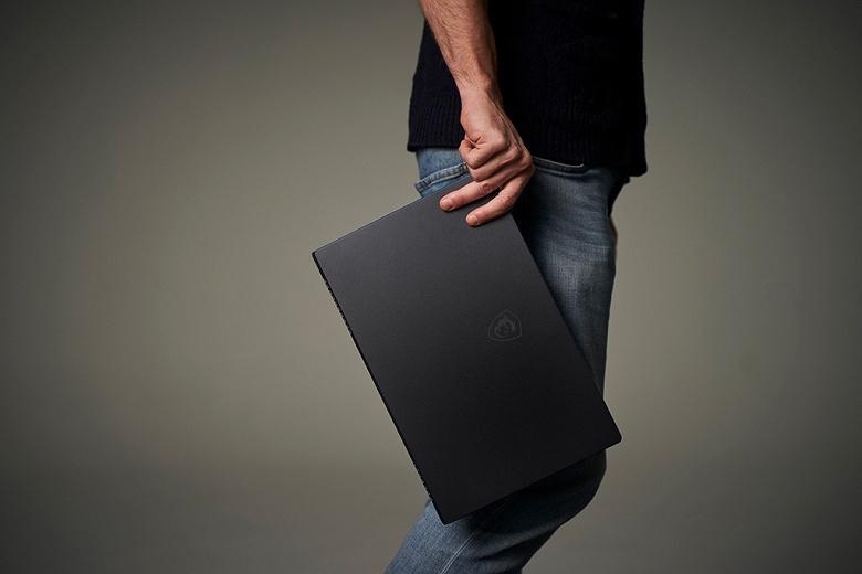 MSI также представила ноутбуки с качественными экранами