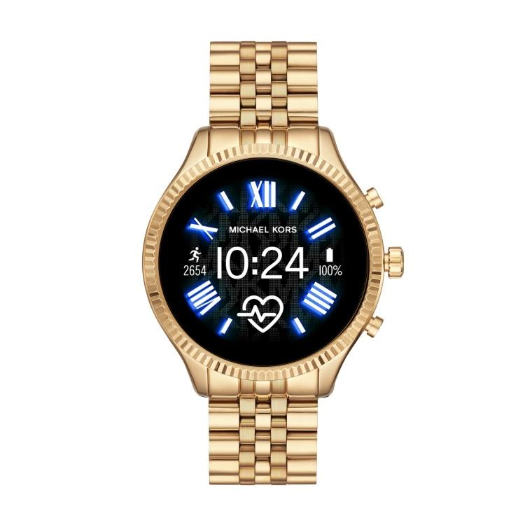 Michael Kors Access MKGO — первые смарт-часы американского бренда для поклонников фитнеса