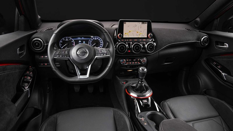 Nissan презентовал Juke нового поколения