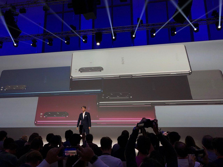 Sony Xperia 5 — настоящий компактный флагман