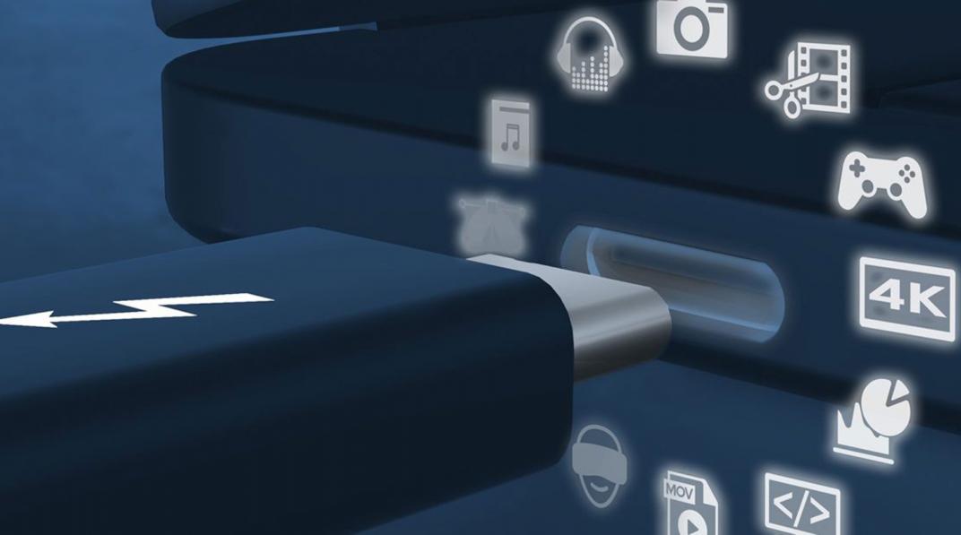 USB4 готов к использованию: опубликованы итоговые спецификации - 1