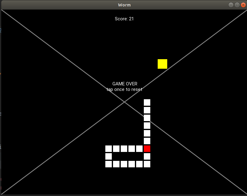 Написание змейки для Android на Kivy, Python - 1