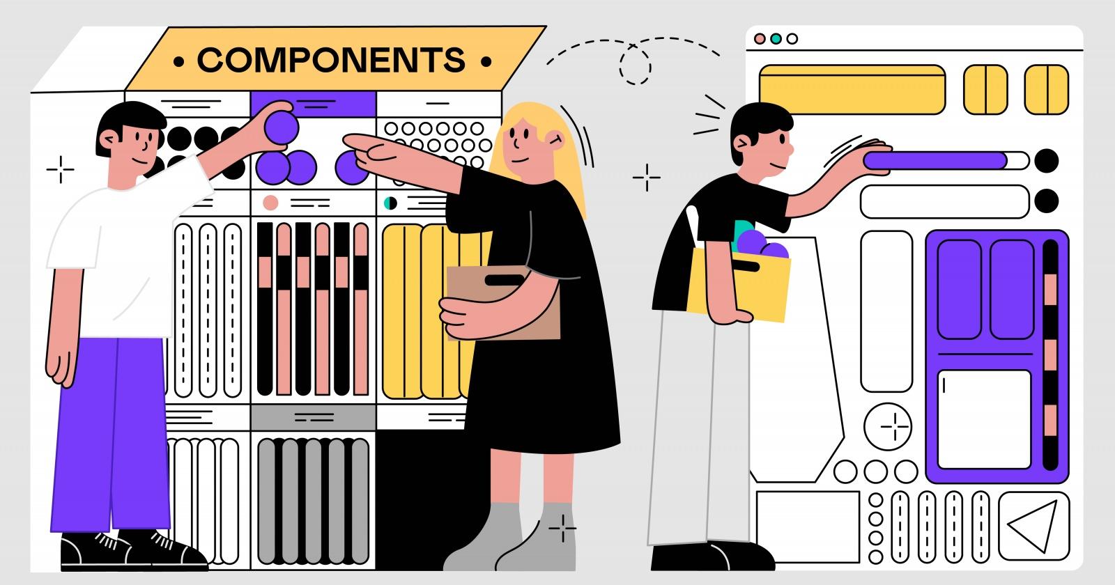 От копипасты к компонентам: переиспользуем код в разных приложениях - 1