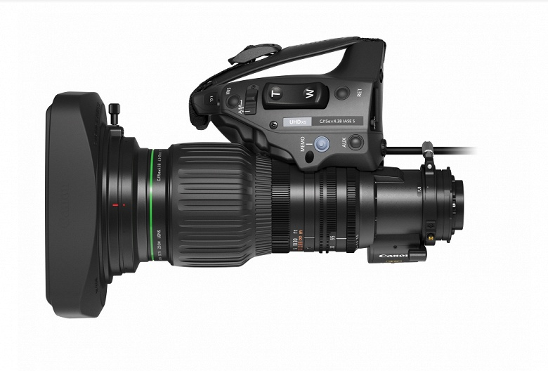 Представлена полнокадровая камера Canon EOS C500 Mark II