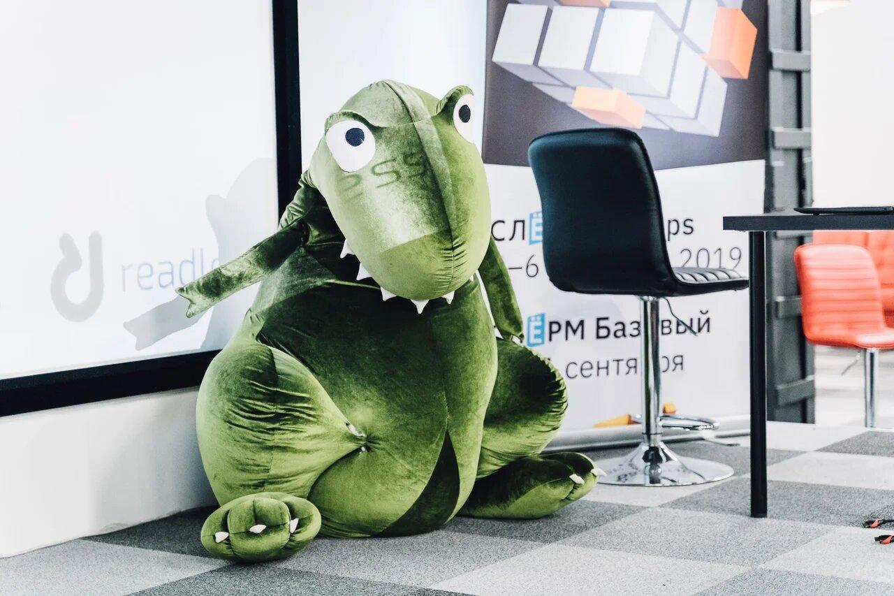Слёрм DevOps. День первый. Git, CI-CD, IaC и зелёный динозавр - 1