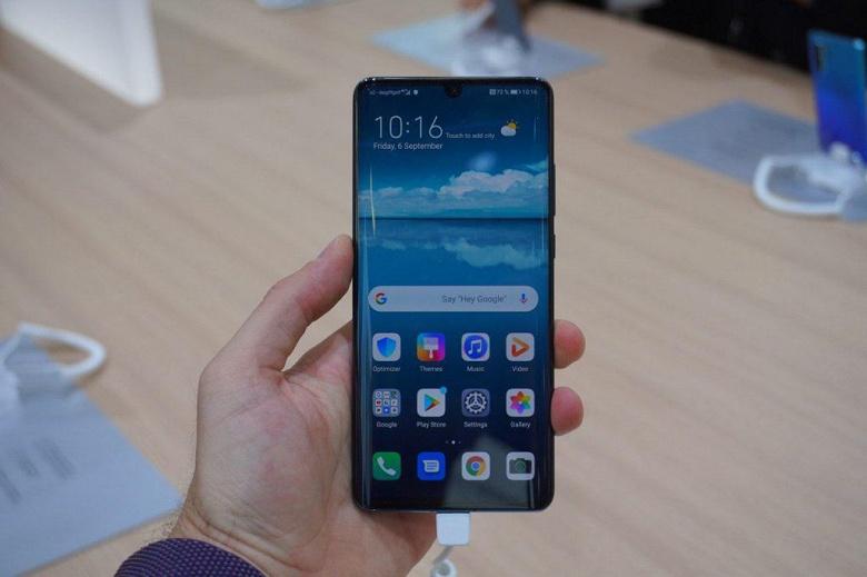 Huawei представила оболочку EMUI 10 на основе Android 10