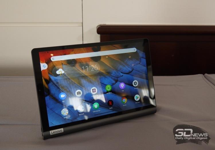 IFA 2019: гаджеты Lenovo с помощником Google Assistant для «умного» дома