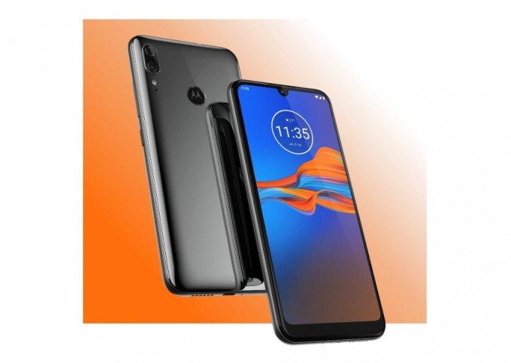 Motorola Moto E6 Plus — когда за смартфон с SoC MediaTek Helio P22 просят 140 евро