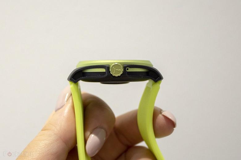 Puma Smartwatch — типичные умные часы с Wear OS, выделяющиеся только дизайном