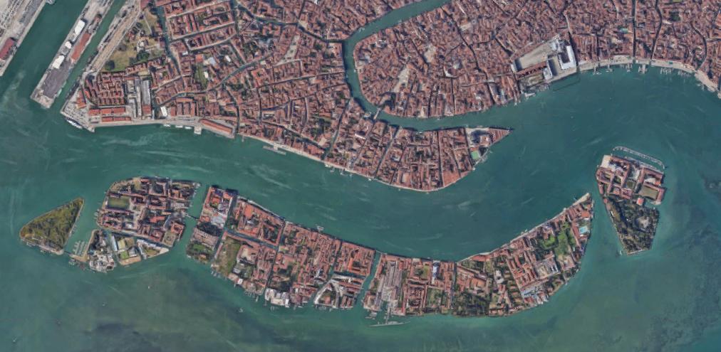 Гуляем по городу с умом — 2: ходим по городу кругами с помощью генетического алгоритма - 8
