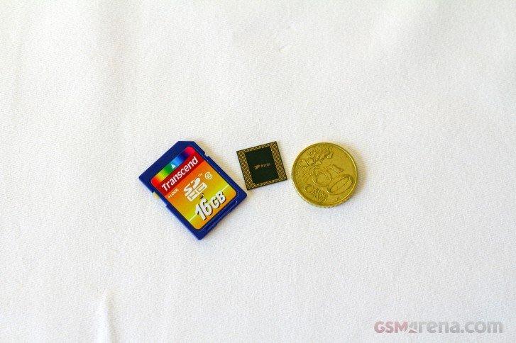 Представлены однокристальные системы Kirin 990 и Kirin 990 5G