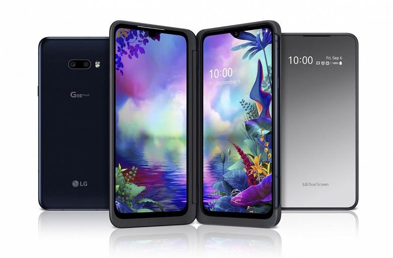 Типичная «лыжа». Смартфон LG G8X ThinQ сохранил как сильные, так и спорные стороны предыдущих моделей компании