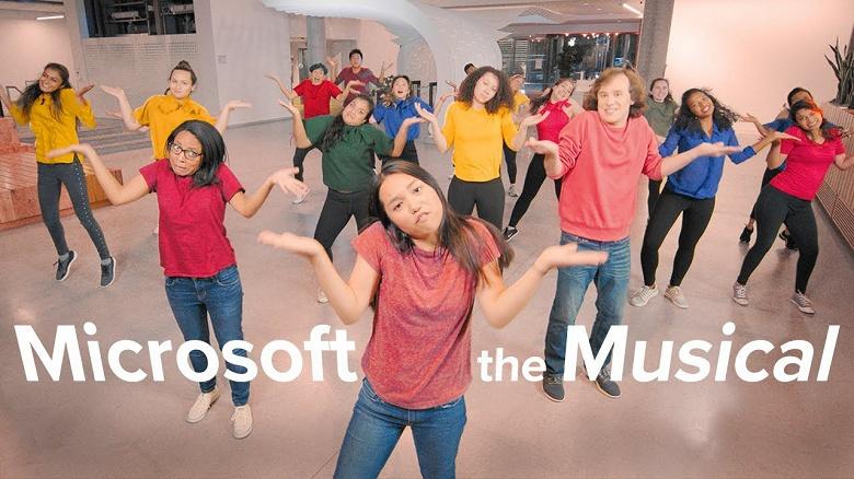 Microsoft высмеяла Vista и Windows Phone в странном видео