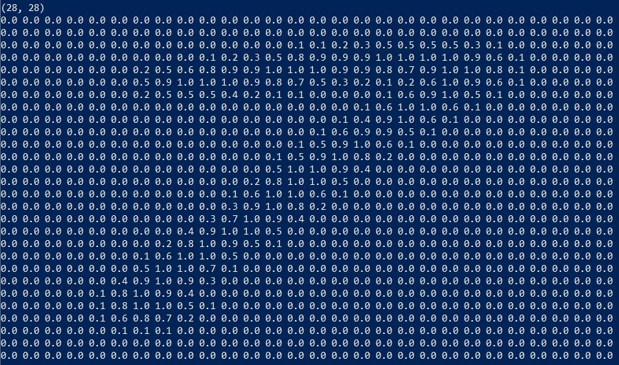Python + OpenCV + Keras: делаем распознавалку текста за полчаса - 4