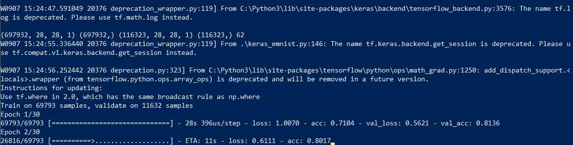 Python + OpenCV + Keras: делаем распознавалку текста за полчаса - 5