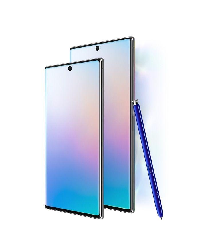 Samsung выпустила блокчейн-версию Galaxy Note 10 эксклюзивно для Южной Кореи