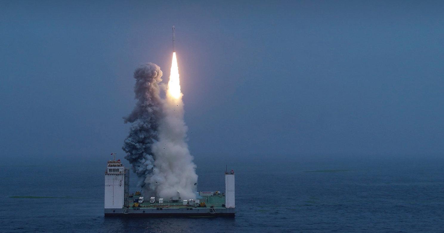 Быстро к звездам: китайский космический флот
