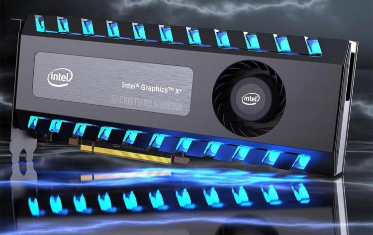 Графические процессоры станут для Intel второй категорией продуктов по важности