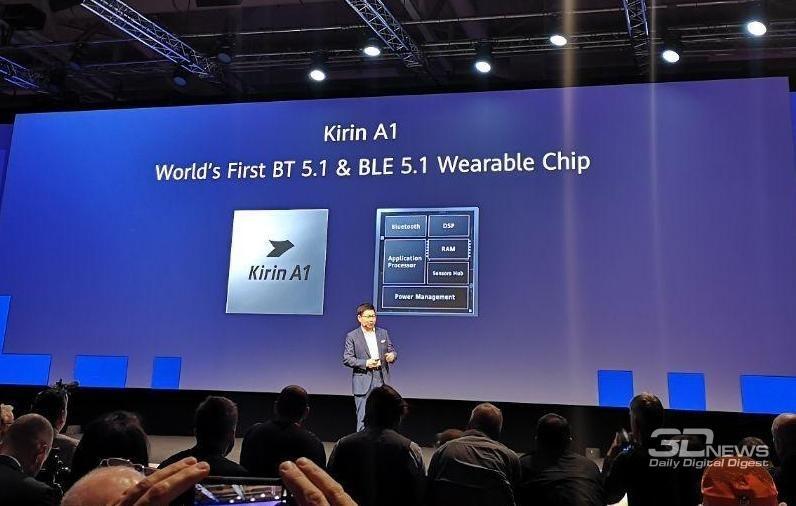Новая статья: Huawei на IFA 2019: флагманский Kirin 990 5G, беспроводные наушники FreeBuds 3 и первые впечатления от Honor Vision