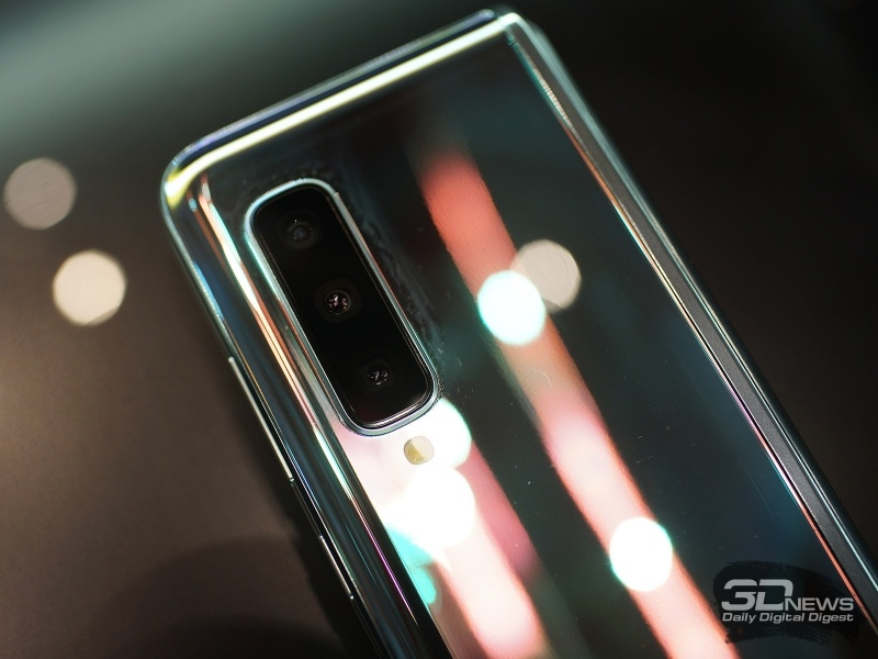 Новая статья: IFA 2019: Оцениваем исправленную версию Samsung Galaxy Fold и знакомимся с новым Galaxy A90 5G