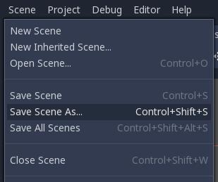 Учебные проекты на Godot — Pong (часть 1) Создание и настройка сцены игрового процесса - 11