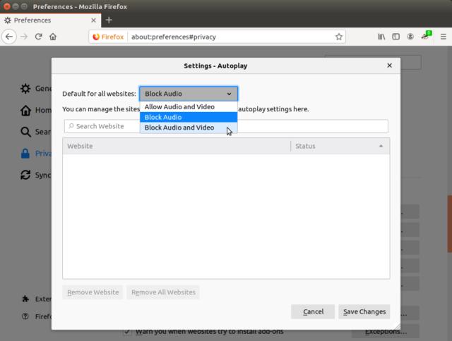 Firefox начинает блокировать сторонние куки-трекеры по умолчанию - 2