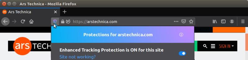 Firefox начинает блокировать сторонние куки-трекеры по умолчанию - 1
