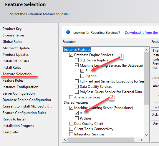 How to receive data from Google Analytics using R in Microsoft SQL Server - 3