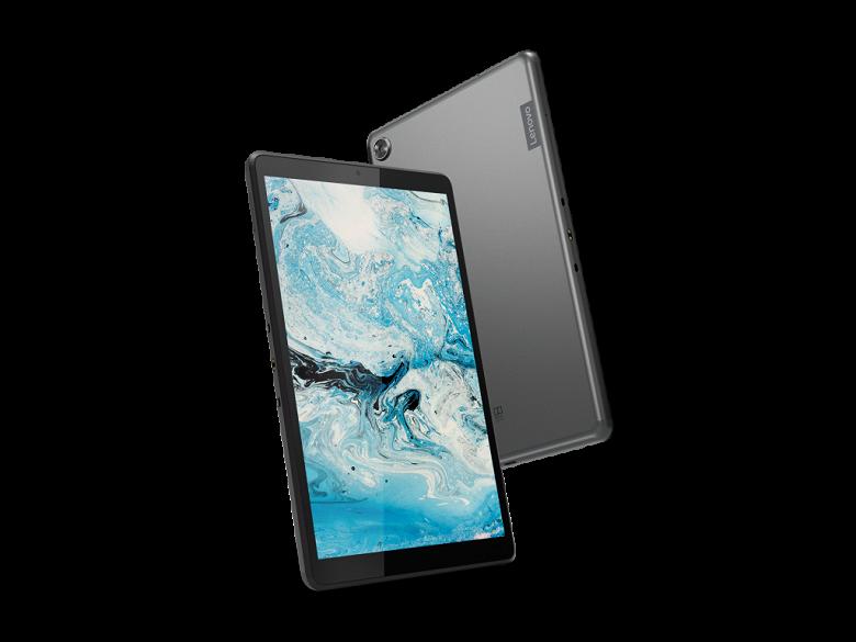 Lenovo представила планшеты Smart Tab M8 и M10