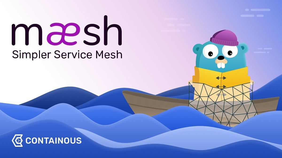 Maesh — новый простой service mesh для Kubernetes от авторов Traefik - 1