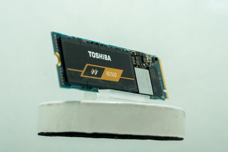 Toshiba RD500