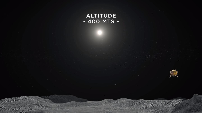 Индии не удалось посадить «Викрам» на поверхность Луны - 2