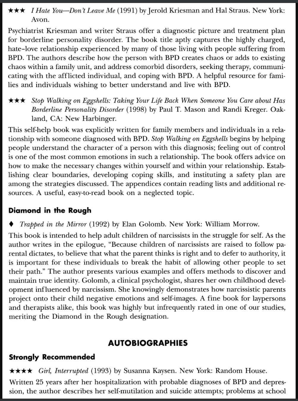 Книги по психологической самопомощи: есть ли в них хоть какой-то смысл, и, если да, какие выбрать? - 17