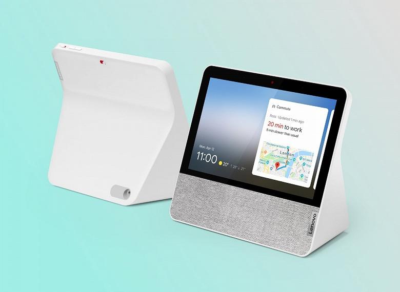 Линейка умных экранов Lenovo пополнилась компактной 7-дюймовой моделью